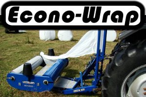 Agricultural Hay Bale Wrapping